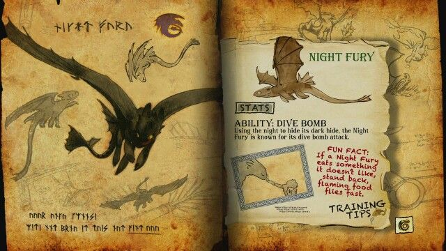 how to train your dragon manual book