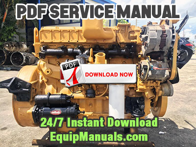 Caterpillar 3116 service manual pdf