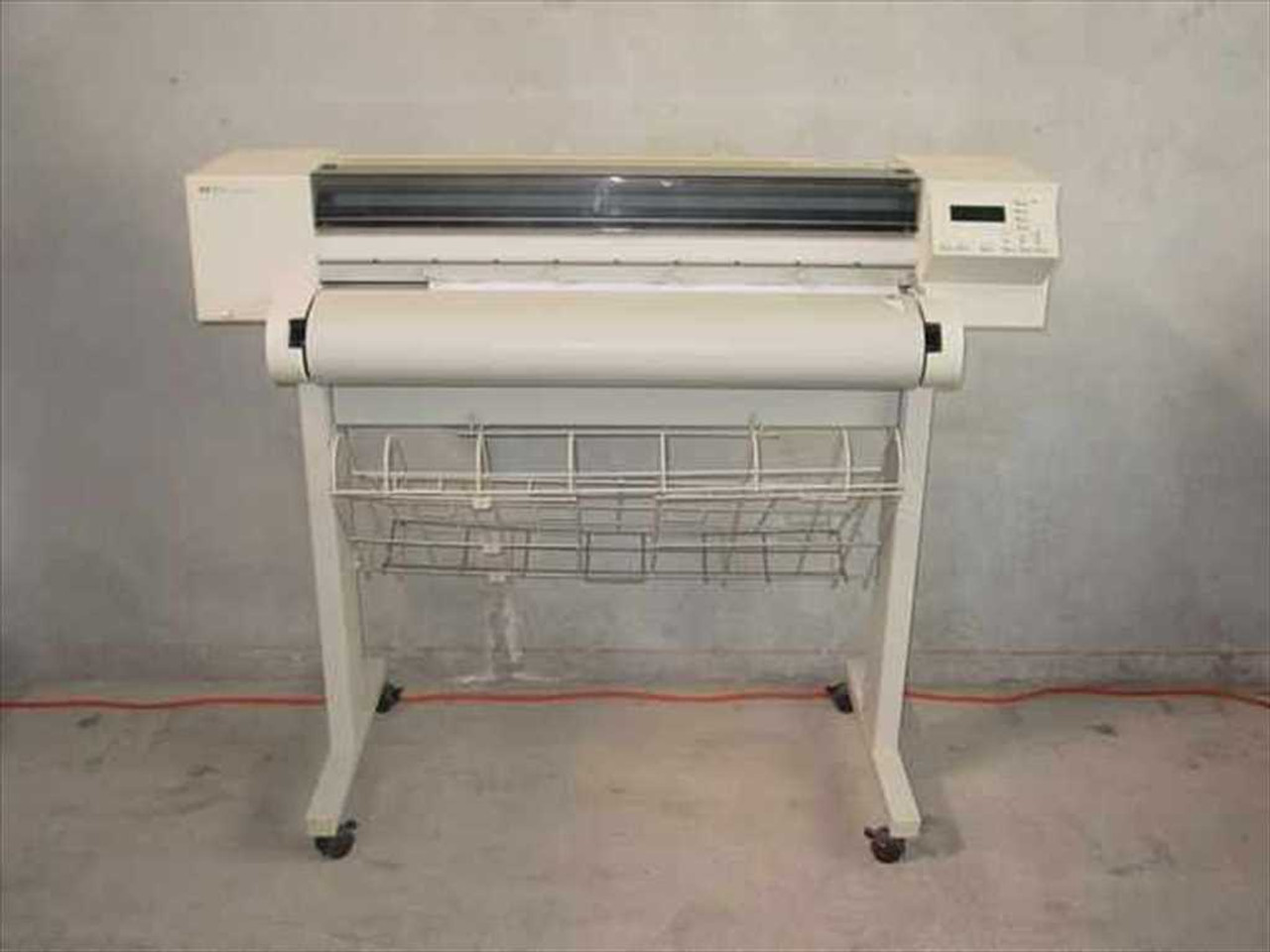 hp designjet 600 plotter service manual