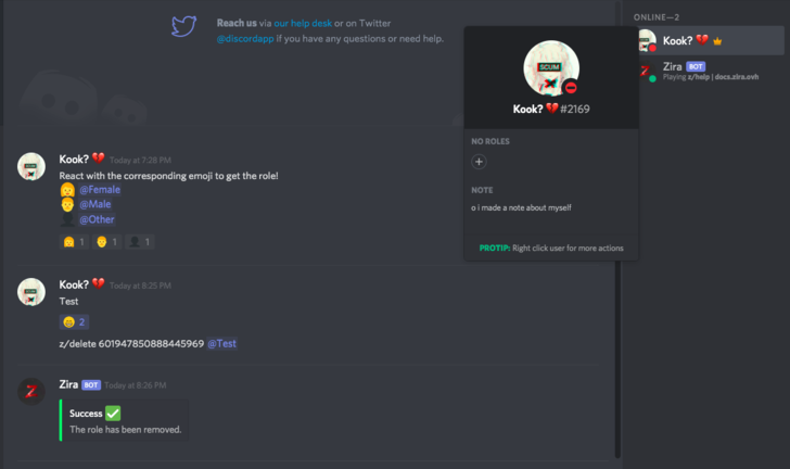 Discord how to add reactions on mobile