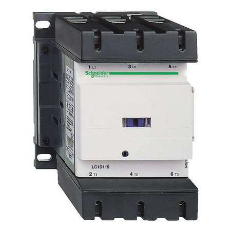 Schneider electric contactor selection guide