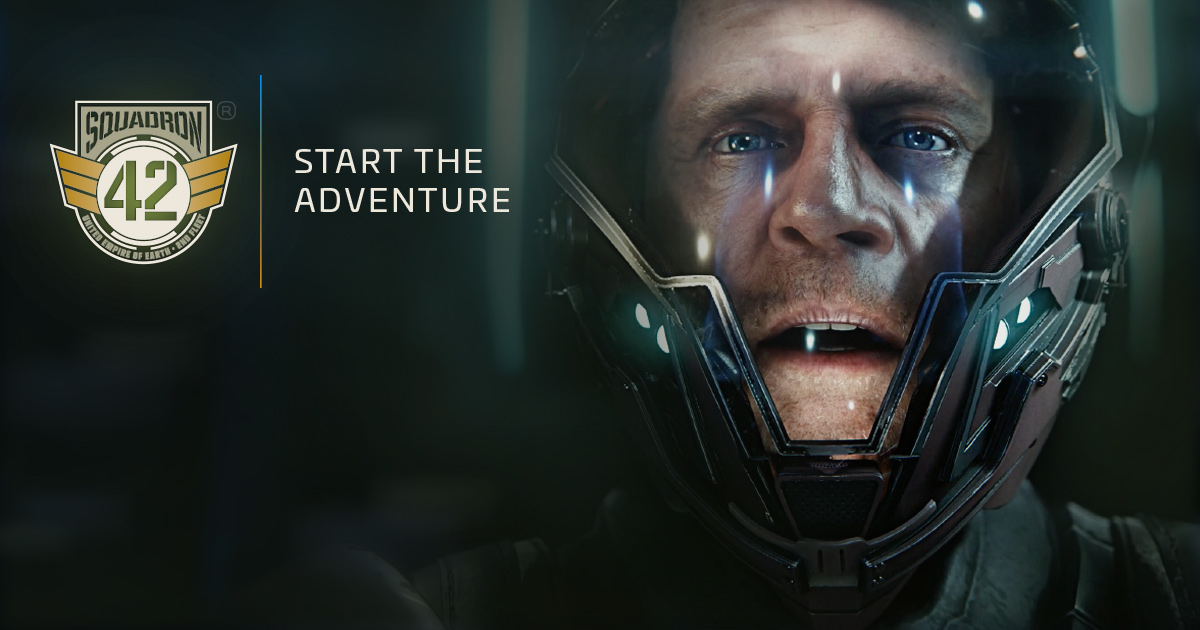 Star citizen how to download squadron 42