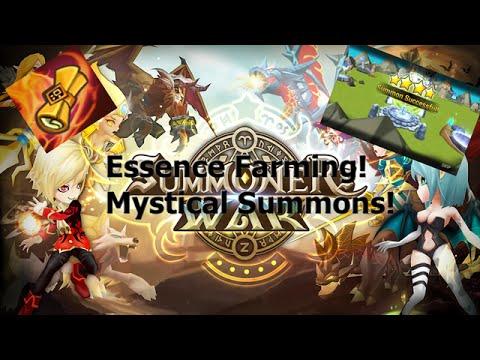 Summoners war essence farming guide