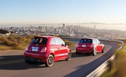 Fiat abarth automatic vs manual