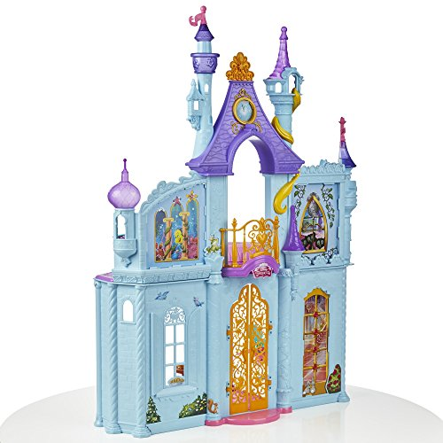 disney princess royal dreams castle instructions