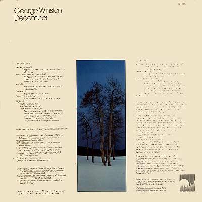 George winston jesus jesus rest your head pdf