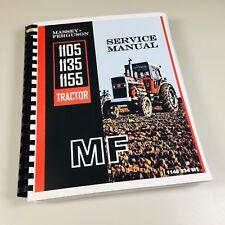 massey ferguson 1135 service manual