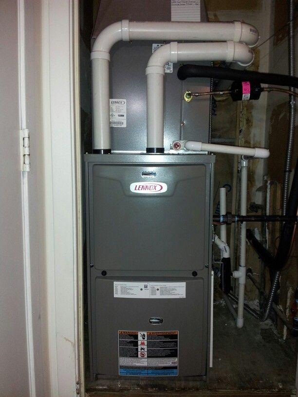 Lennox ml195 furnace installation manual