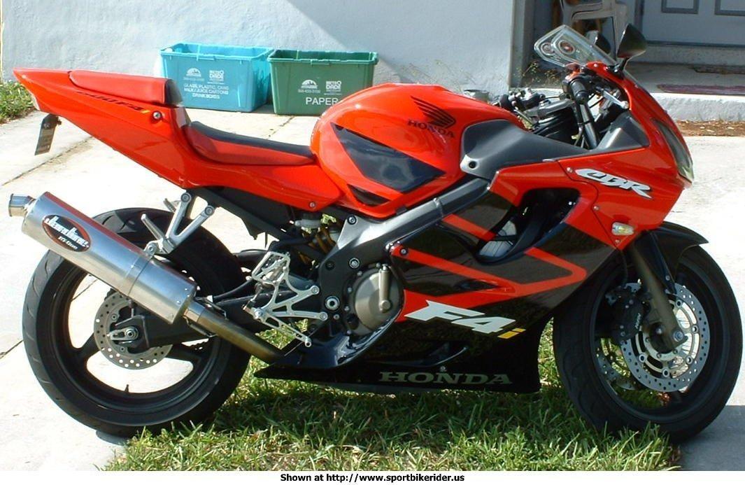 honda cbr f4i 2002 manual