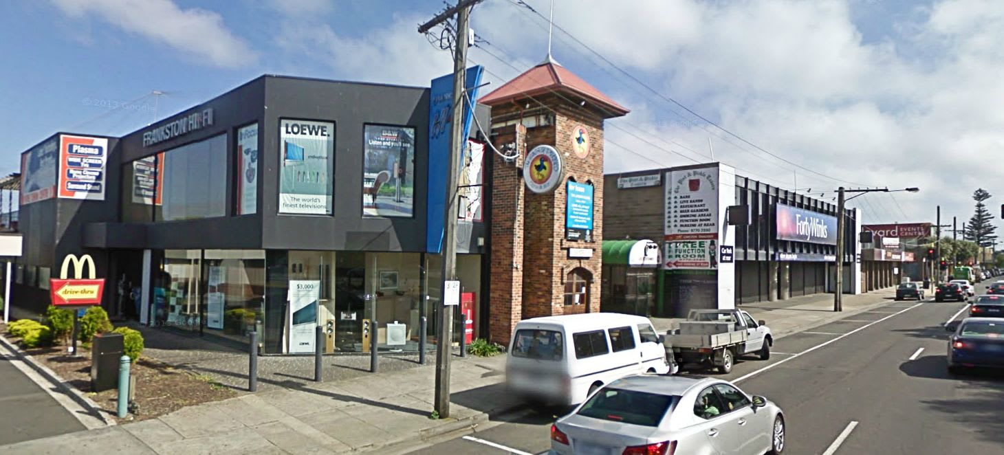 956-958 nepean highway planning application