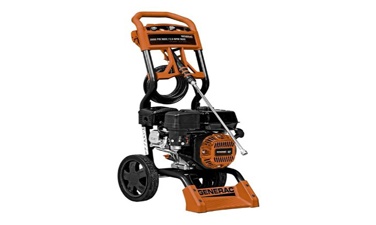generac 2700 psi pressure washer manual