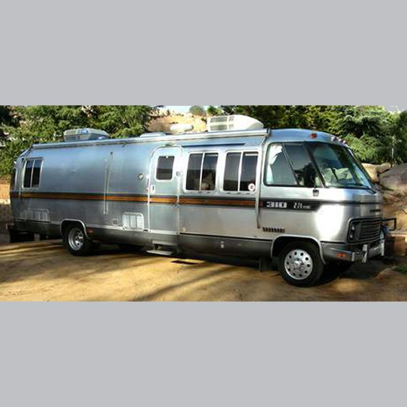 1987 ford holidaire camper manual