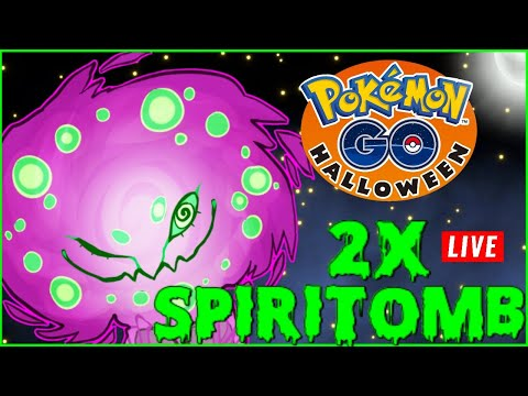 Pokemon how to get spiritomb