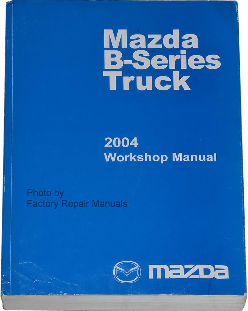 2004 mazda 2 workshop manual