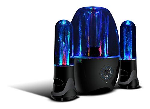 supersonic dancing water speakers instructions