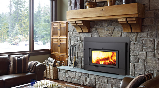 Regency wood stove insert manual