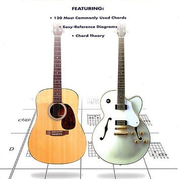The ultimate guitar chord chart hal leonard pdf