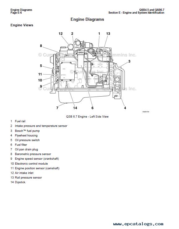 Cummins qsb 5.9 parts manual