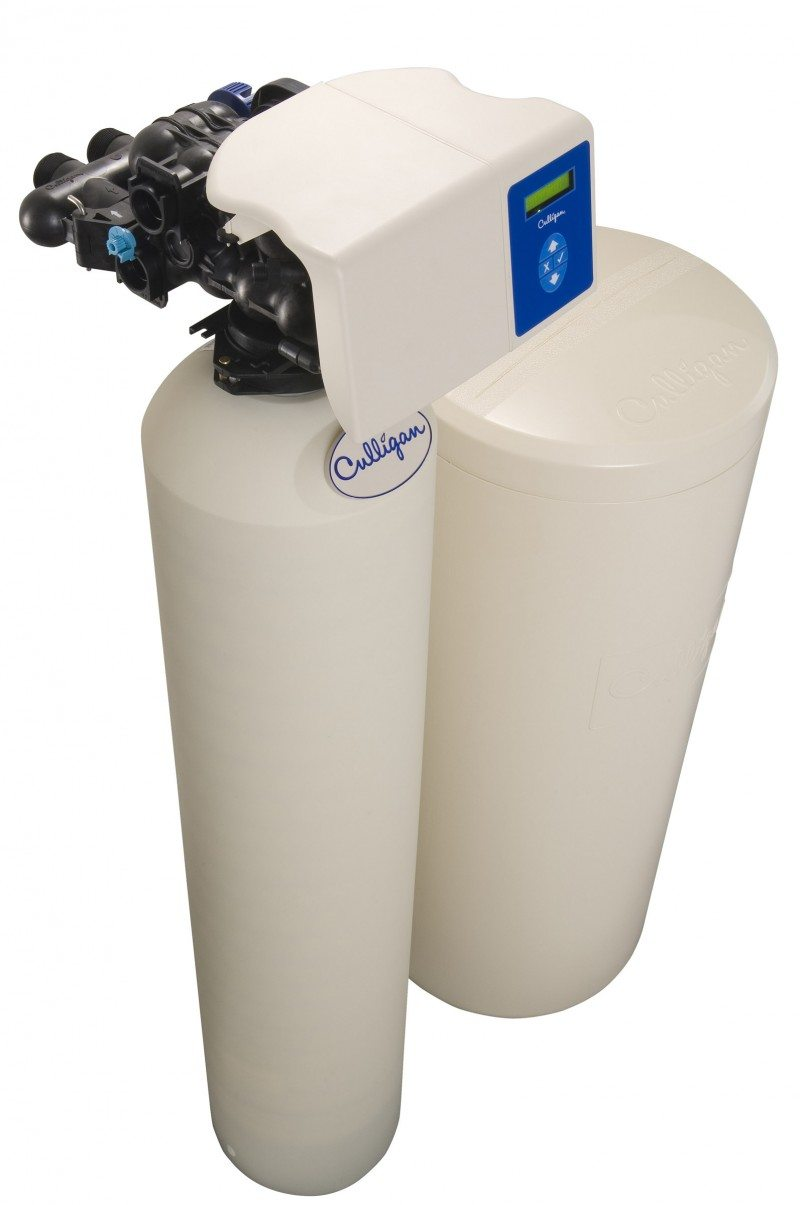 culligan water softener owners manual