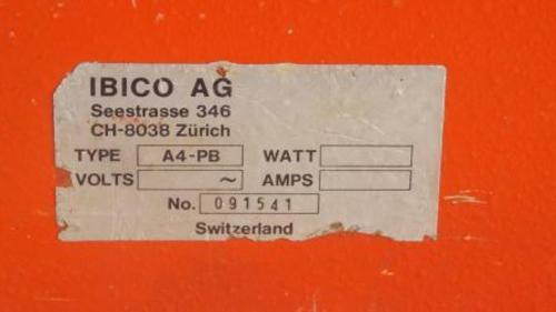 ibico ag seestrasse 346 user manual