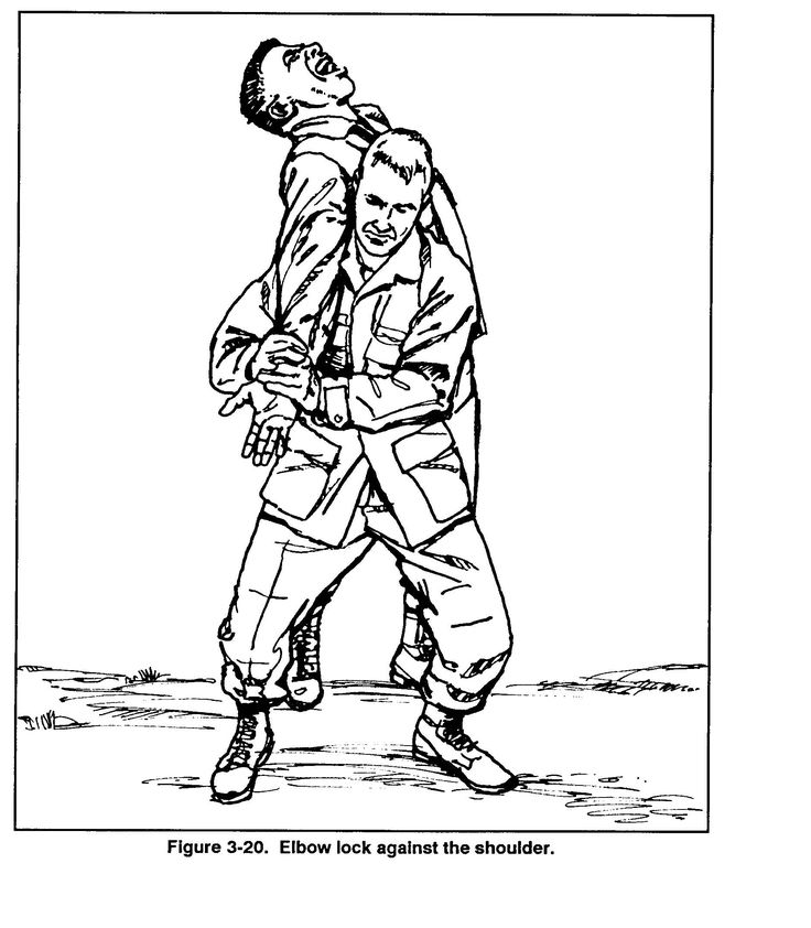 Hand to hand combat techniques pdf