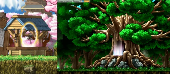 Maplestory mushroom shrine tales guide s