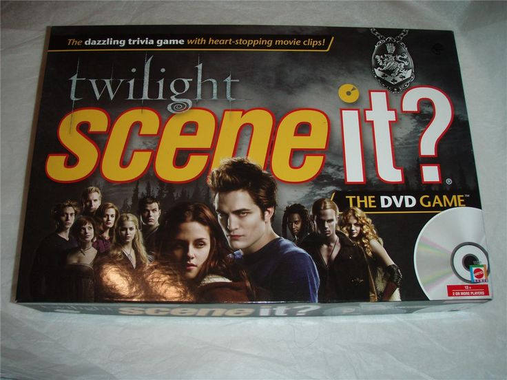Twilight the movie board game instructions