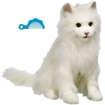 Furreal friends cat lulu instructions