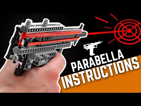 lego pistol instructions 1