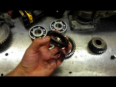honda crv manual transmission removal