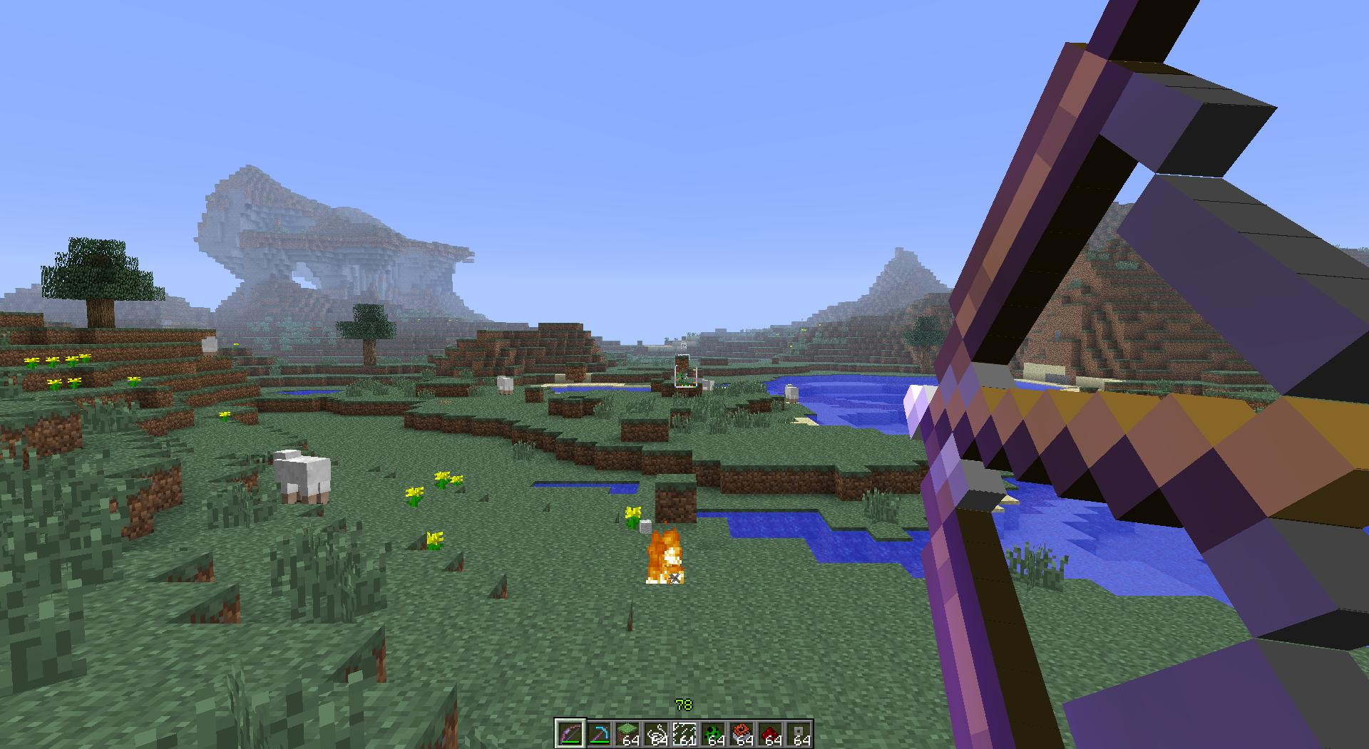 Minecraft how to change crosshair in textuer pack