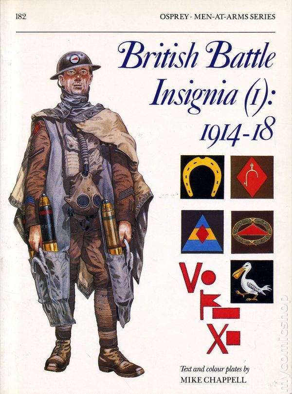 Osprey men at arms series books pdf