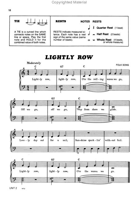 Good thing going merrily we roll along sheet music pdf