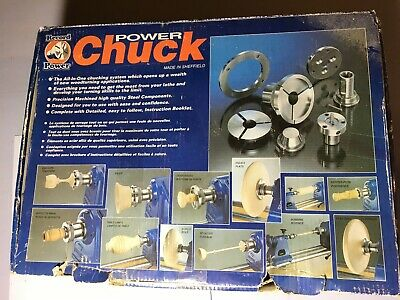 record power chuck rp3000x manual