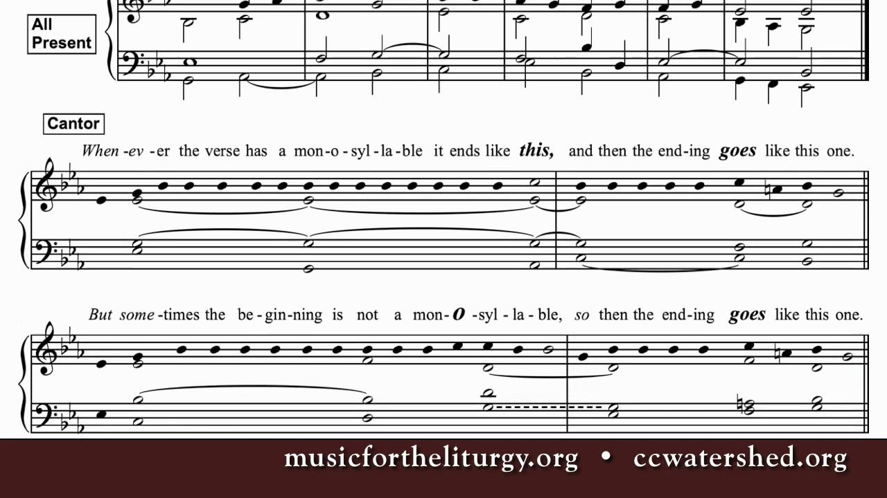 Celtic alleluia sheet music pdf