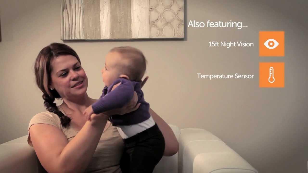 levana jena baby monitor manual