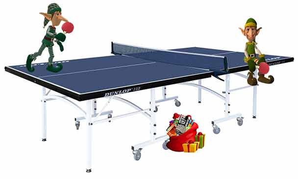 dunlop table tennis table assembly instructions