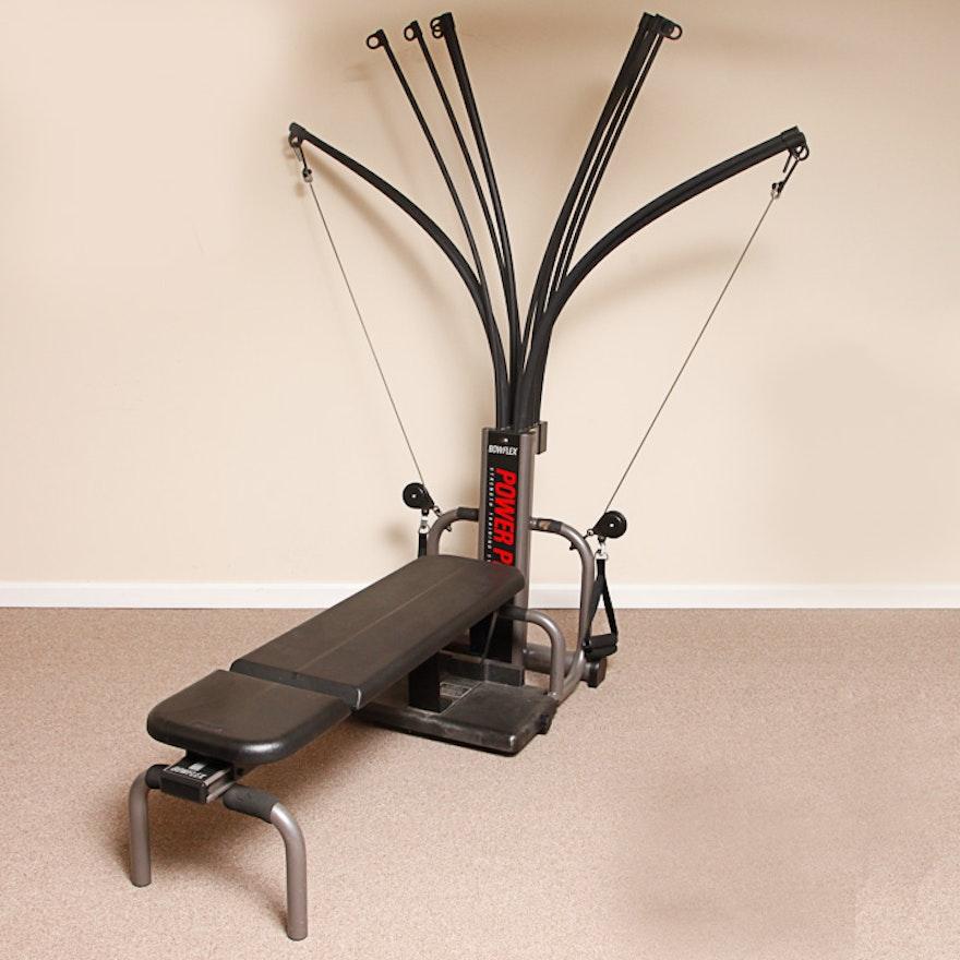 Bowflex power pro strength training system manual