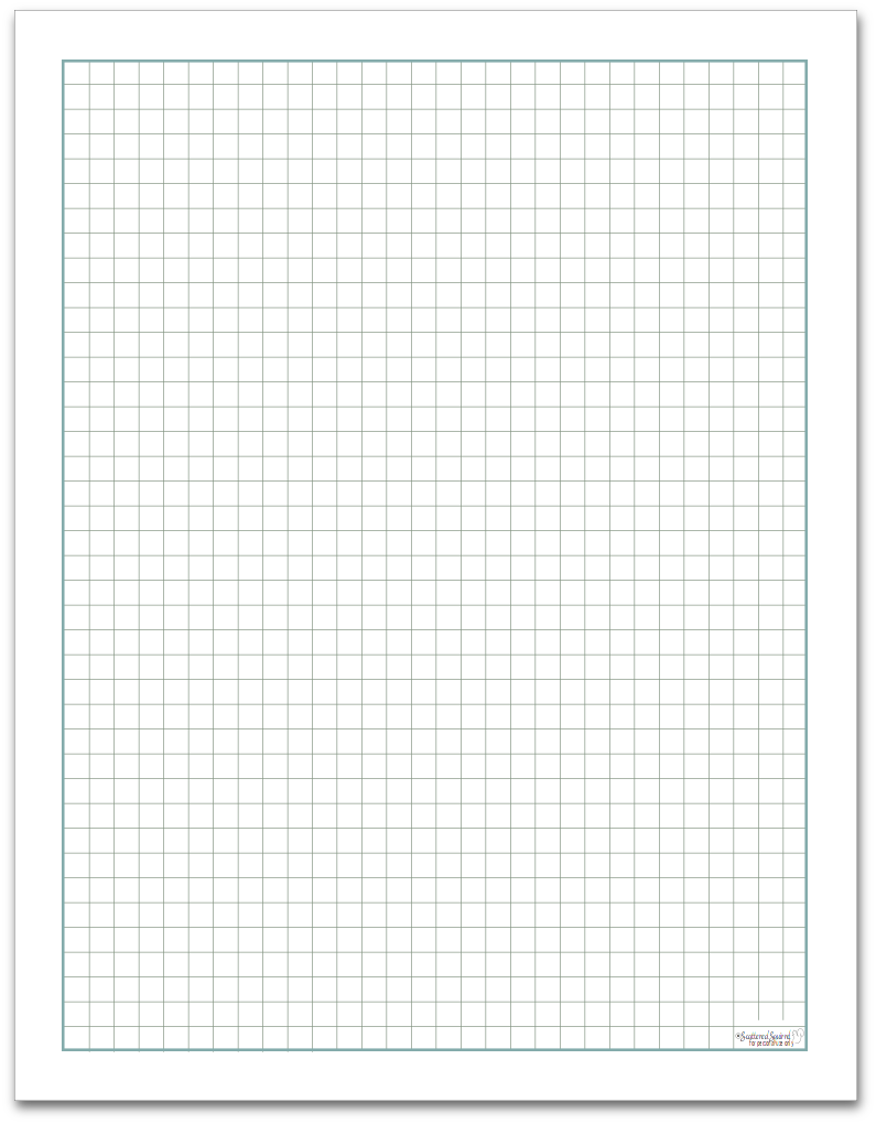Graph paper pdf full page