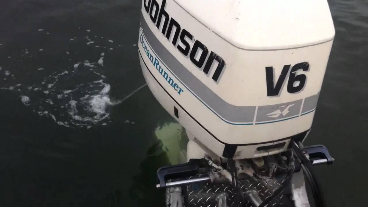 Johnson 90 hp outboard motor manual