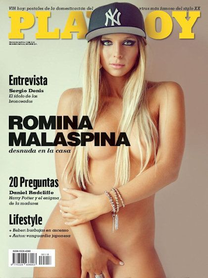 Playboy argentina november 2014 pdf