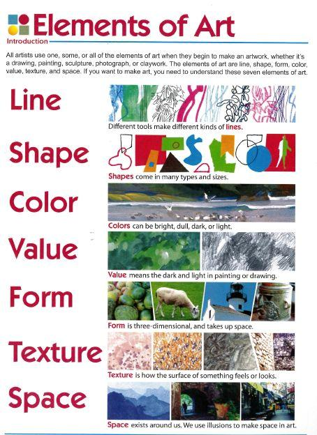 Art elements and principles of design pdf