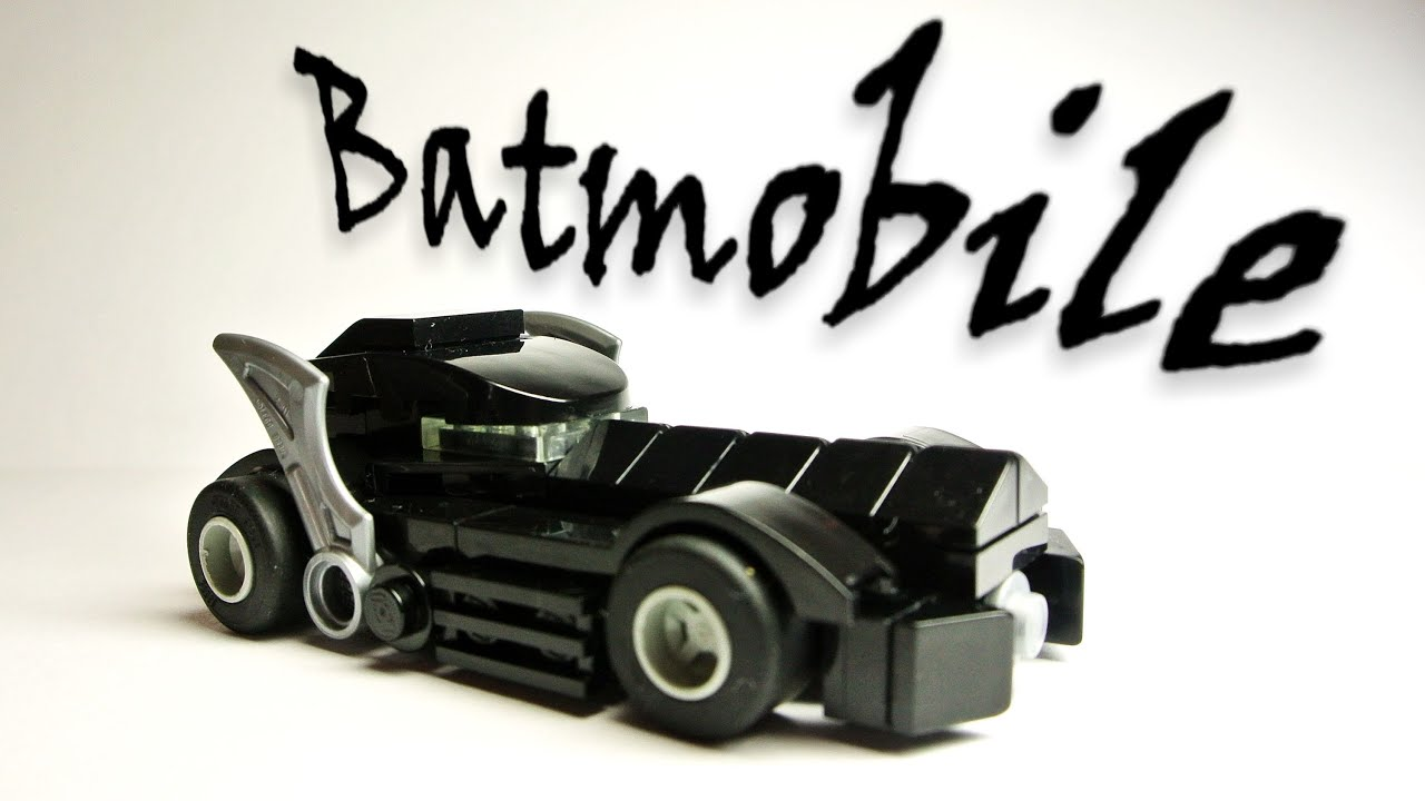 how to build lego dimensions batmobile instructions