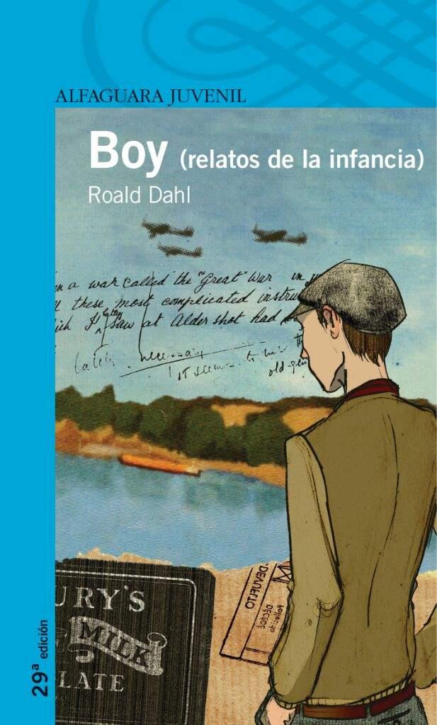 Boy relatos de infancia roald dahl pdf