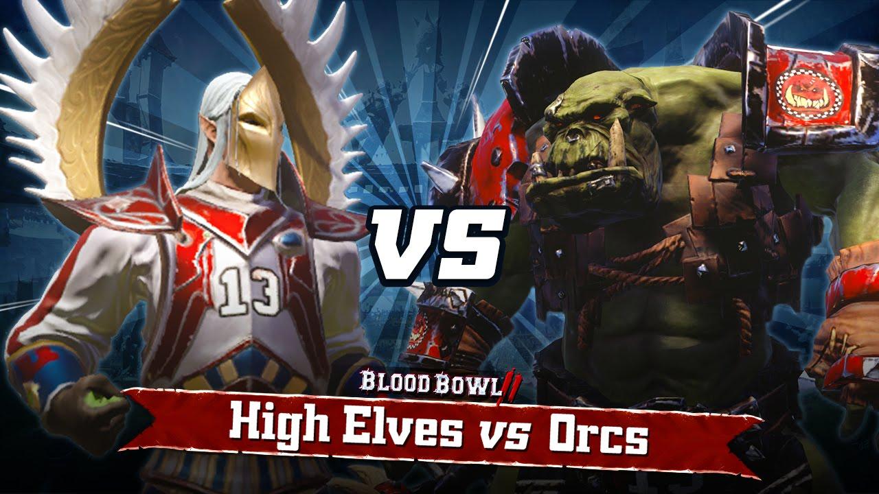 Blood bowl 2 blood elf guide