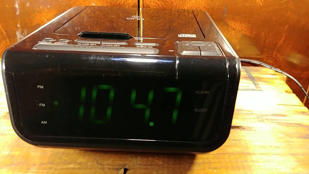 Onn alarm clock ona15av101 manual