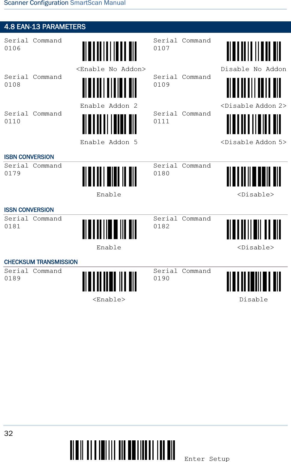 Esky laser barcode scanner programming manual