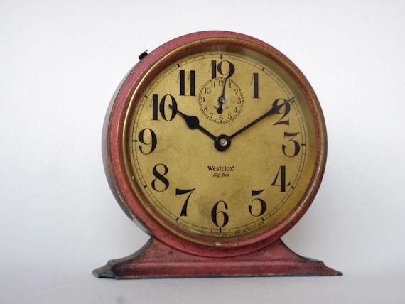 Big ben alarm clock manual