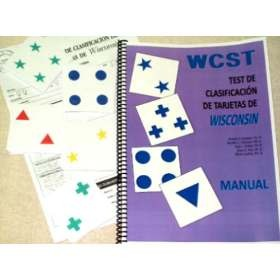 Wisconsin card sorting test manual free download