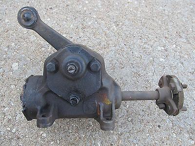 Manual steering gearbox rebuild kit